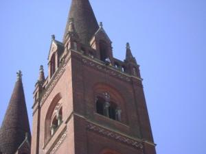 servisiranje rasvjete na katedrali