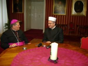 nadbiskup i muftija