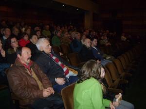publika na premijeri filma o Savki