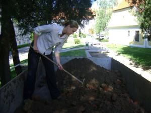arheologinja