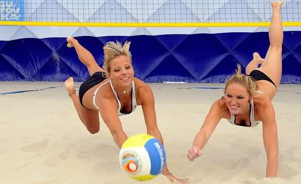 Sportašice Odbojka-na-pijesku