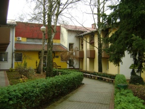Dom za starije i nemocne