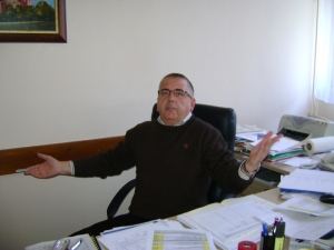 Boro Knezovic ravnatelj Doma zdravlja
