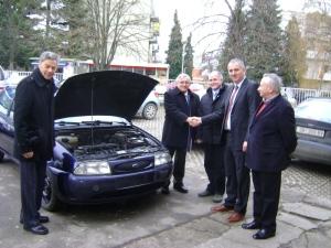 donacija automobila
