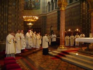 misa za biskupa madnica
