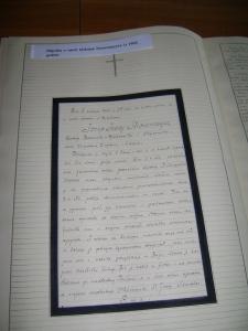 Strossmayerova osmrtnica