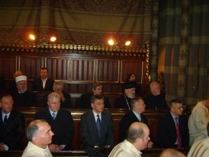predstavnici drugih crkava i svjetovne vlasti