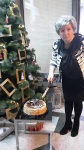 54. rodjendan torta
